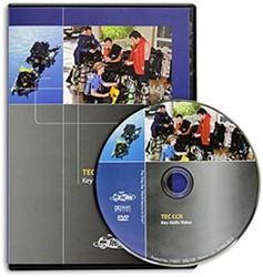PADI DVD - Tec CCR, Key Skills