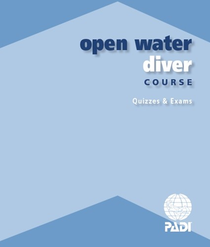 PADI Quizzes & Exams - O/W, Metric/ Imperial (Chinese)