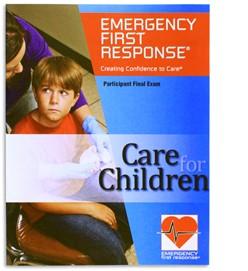PADI Exam - EFR Care for Children, Participant (Norwegian)
