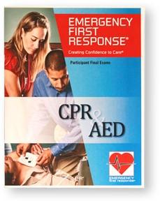 PADI Exam - EFR CPR/AED, Participant (German)