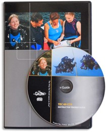 PADI CD-ROM - Tec 60 CCR, Instructor Trainer Guide