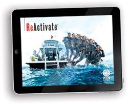 PADI Manual - ReActivate Touch (Including Processing Fee)