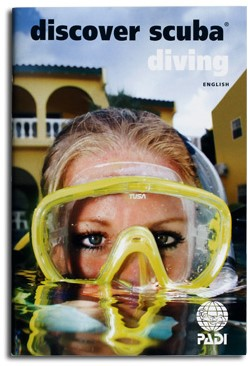 PADI Participant Guide - Discover Scuba Diving (Chinese)