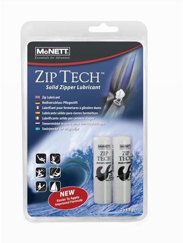 Mcnett Zip Tech 2 x 4.8gr Smeermiddel Voor Ritsen
