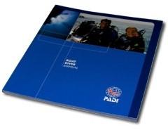 PADI Manual - Boat Diver