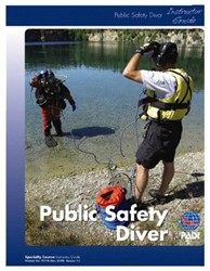 PADI CD-ROM - Public Safety Diver, Lesson Guides