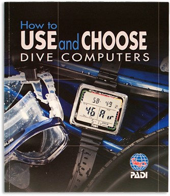 PADI Manual - How to Use and Choose Dive Computers (Dutch)