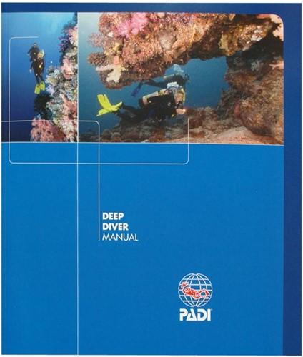 PADI Manual - Deep Diver (German)