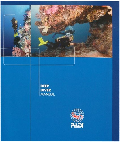 PADI Manual - Deep Diver (Portuguese)
