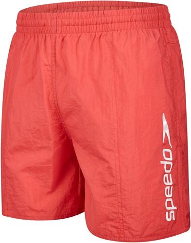 Speedo Scope 16 Red/Whi Xl
