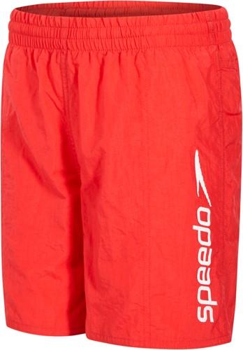 Speedo Challenge 15 Red/Whi Xs