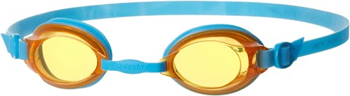 Speedo Junior Jet Blauw-Oranje Zwembril