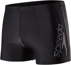 Speedo E10 Gala Logo Aqs Bla/Gre
