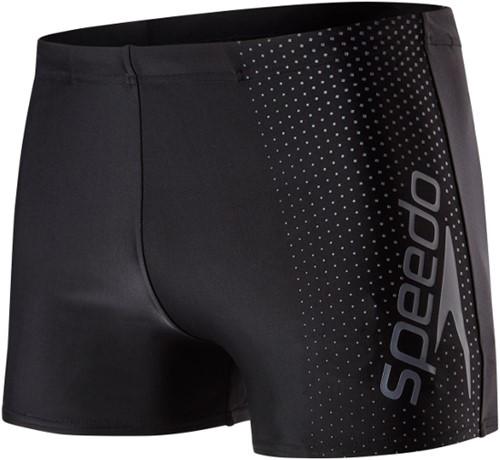 Speedo E10 Gala Logo Aqs Bla/Gre 30 (Nl3)