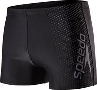 Speedo E10 Gala Logo Aqs Bla/Gre 40 (Nl8)
