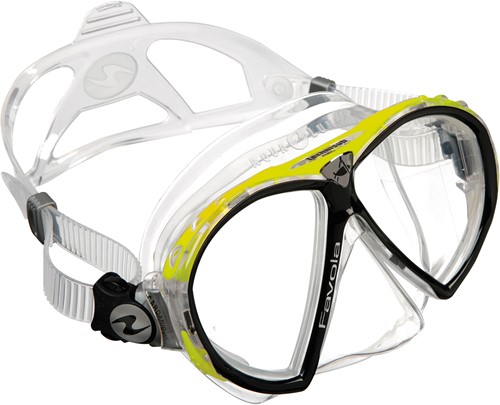 Aqualung Favola TS Hot Lime duikbril