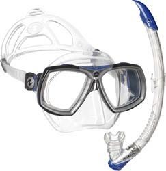 Aqualung Set Look 2 + Zephyr snorkelset