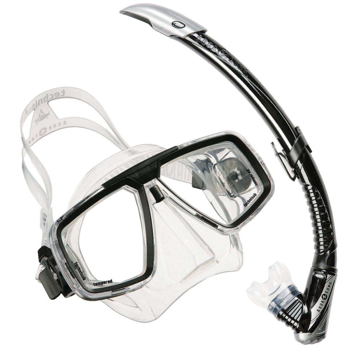 Aqualung Look snorkelset