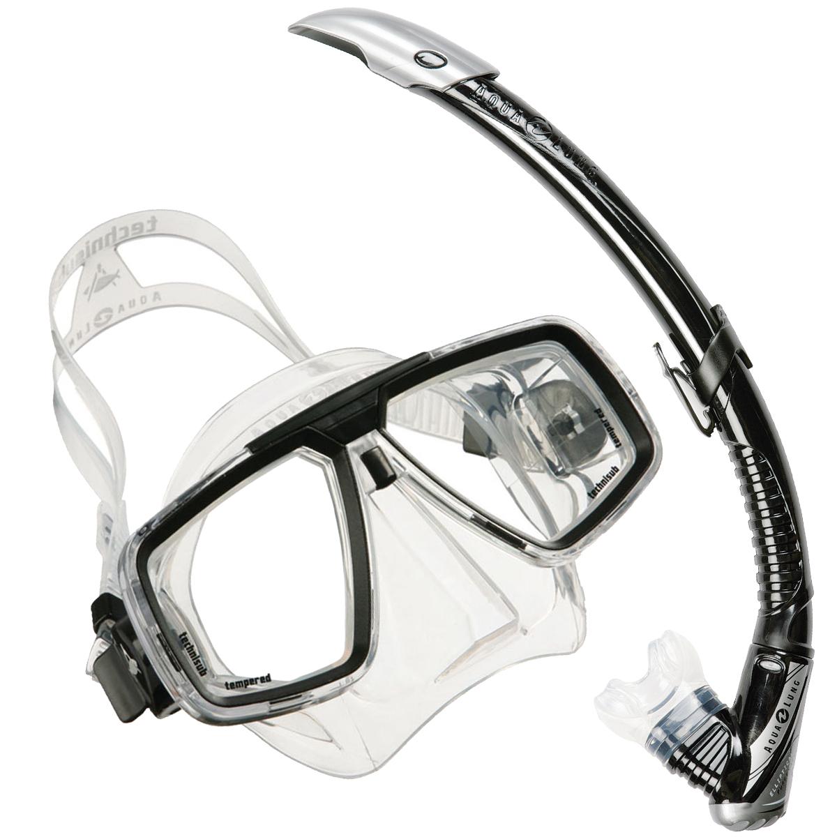 Aqualung Look snorkelset