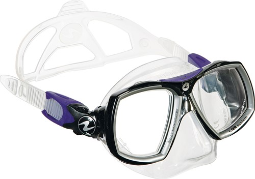 Aqualung Look 2 Midi TS Twilight duikbril