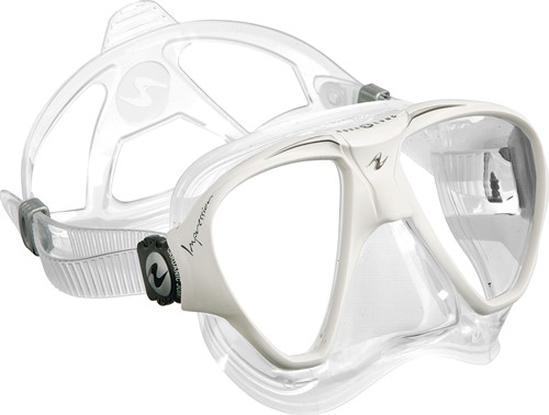 Aqualung Impression White Arctic duikbril