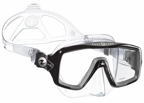 Aqualung Ventura+ TS Silver duikbril