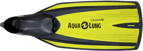 Aqualung Caravelle Hot Lime 46/47 snorkelvinnen