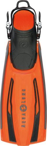 Aqualung Stratos Adj. Orange Small duikvinnen
