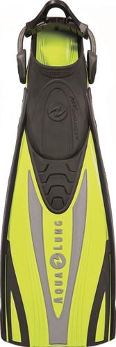 Aqualung Express Adj. Hot Lime X-Large duikvinnen
