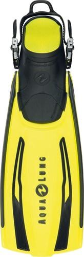 Aqualung Stratos Adj. Hot Lime Regular duikvinnen
