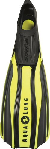 Aqualung Stratos 3 Hot Lime 46/47 snorkelvinnen