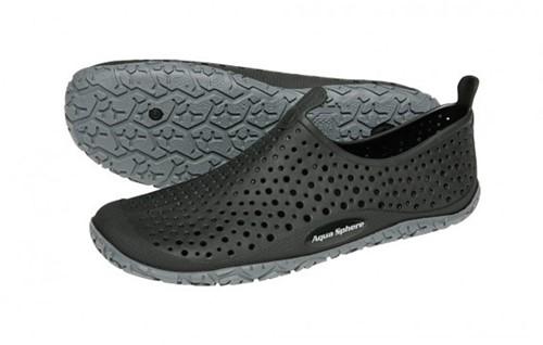 Aquasphere Pool Shoes Black 44