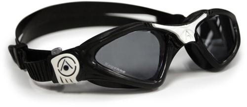 Aquasphere zwembril Kayenne Small Dark Lens Black/White