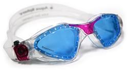 Aquasphere zwembril Kayenne Lady Blue Lens