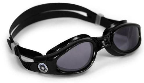 Aquasphere zwembril Kaiman Small Dark Lens Black