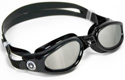 Aquasphere zwembril Kaiman Small Mirrored Lens Black