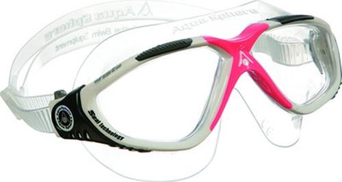 Aquasphere zwembril Vista Clear Lens