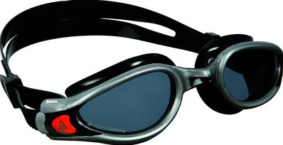 Aquasphere zwembril Kaiman EXO Dark Lens Silver/Black