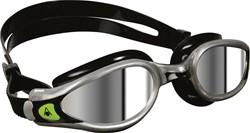Aquasphere zwembril Kaiman EXO Mirrored Lens Silver/Black