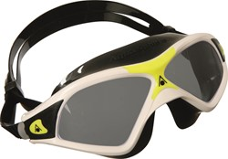 Aquasphere zwembril Seal XP 2 Dark Lens White/Yellow