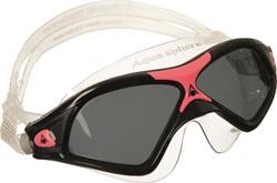 Aquasphere zwembril Seal XP 2 Dark Lens Black/Red Obsession