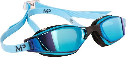 Aquasphere Xceed Multilayer Blue Lens / Blauw-Zwart Zwembril
