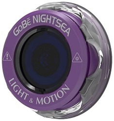 Light & Motion Gobe Nightsea Head