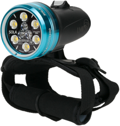 Light & Motion Sola Dive 1200 S/F Eu duiklamp