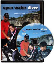 PADI DVD - OW Prescriptive Lesson Guides