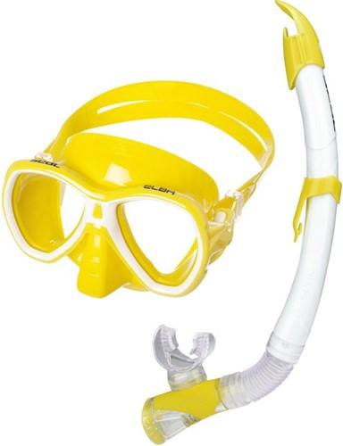 Seac Set Bis Elba volwassenen geel