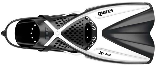 Mares X-One Wh Lxl Sa Snorkelvinnen