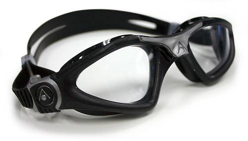 Aquasphere zwembril Kayenne Clear Lens