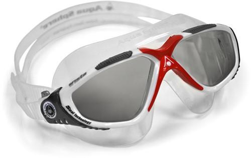 Aquasphere zwembril Vista Dark Lens White/Dark Grey