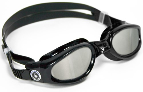 Aquasphere zwembril Kaiman Mirrored Lens Black